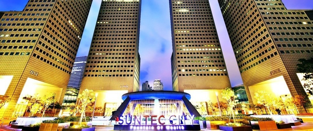 Addition And Alteration Works To Suntec City Convention Centre and Retail Podium